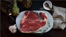 Free Range T-bone Steak