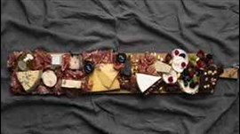 Cheese & Charcuterie Board - LARGE (35 people)