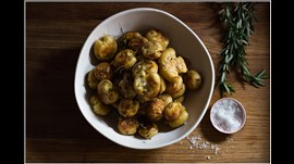Rosemary and Thyme Duck Fat Potatoes Large