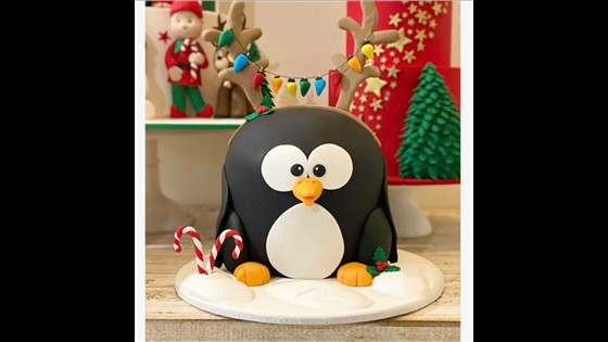 Cake - Penguin Regular