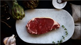 Free Range New York Cut Steak