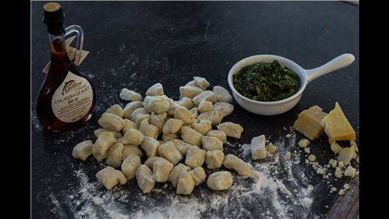 Gnocchi - Ricotta, Lemon & Parmesan - 400gram serve