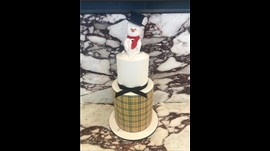Burberry Snowman Large